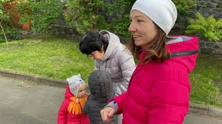 Гуляем на озере с детьми. Киев 21.05.2020