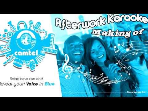 Making of Afterwork Karaoke