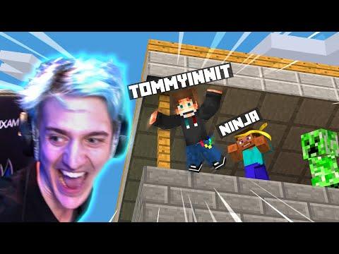 I'm The Ultimate Minecraft Troll!! W/ TommyInnit