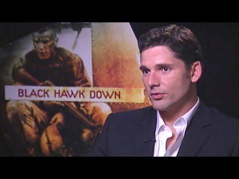 'Black Hawk Down' Interview