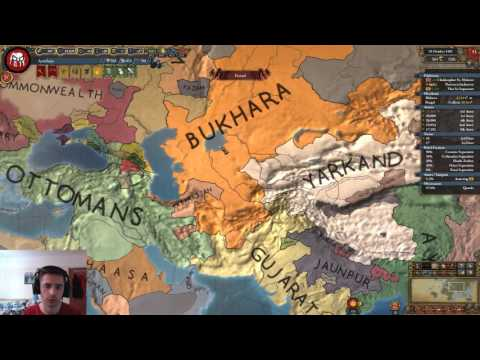 Brunei Munch [18] - EU4 - The White Elephant Achievement Run