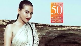 The Times 50 Most Desirable Women 2013 -  Sonakshi Sinha at 19