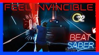 Beat Saber Feel Invincible Darth Maul Style The Dark Side Makes Me Feel Invincible