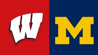Week 7 2018 #15 Wisconsin vs #12 Michigan Full Game Highlights
