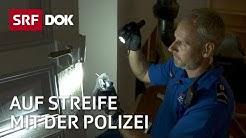 Unterwegs mit der Polizei Basel-Landschaft | Reportage | SRF DOK