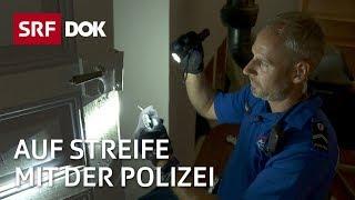 Unterwegs mit der Polizei Basel-Landschaft   Reporter Crime   Reportage   SRF DOK
