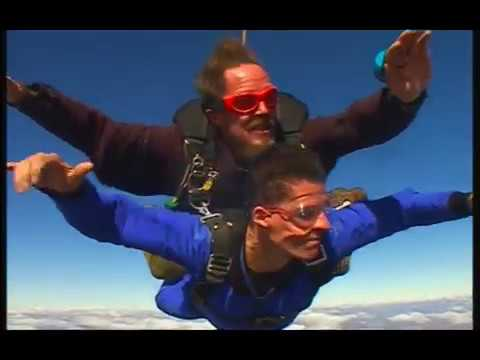 Tandem Skydive Witbank South Africa 09-06-2012
