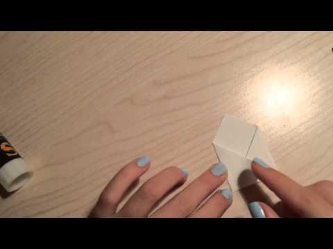 Как делать маленькие конвертики