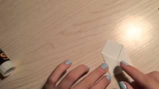Видео-урок: Как сделать маленький конверт для ЛД(личный дневник)