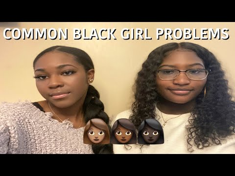 COMMON BLACK GIRL PROBLEMS *WE FED UP!* | A TheJawn