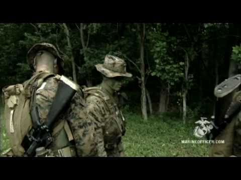 Marine Corps Officer Candidate Course - YouTube
