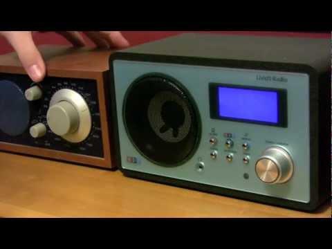 Livio Radio versus Tivoli Radio - Internet versus Analog Table Radios
