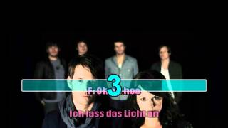 Revolverheld & Marta Jandová - Halt Dich An Mir Fest (Instrumetal / Karaoke)