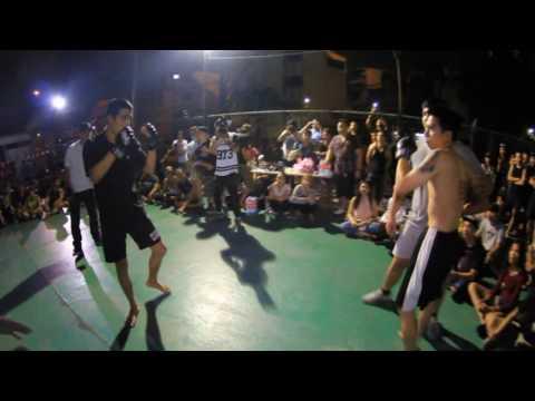 Fight Club Thailand. นนท์ x อ้น 57