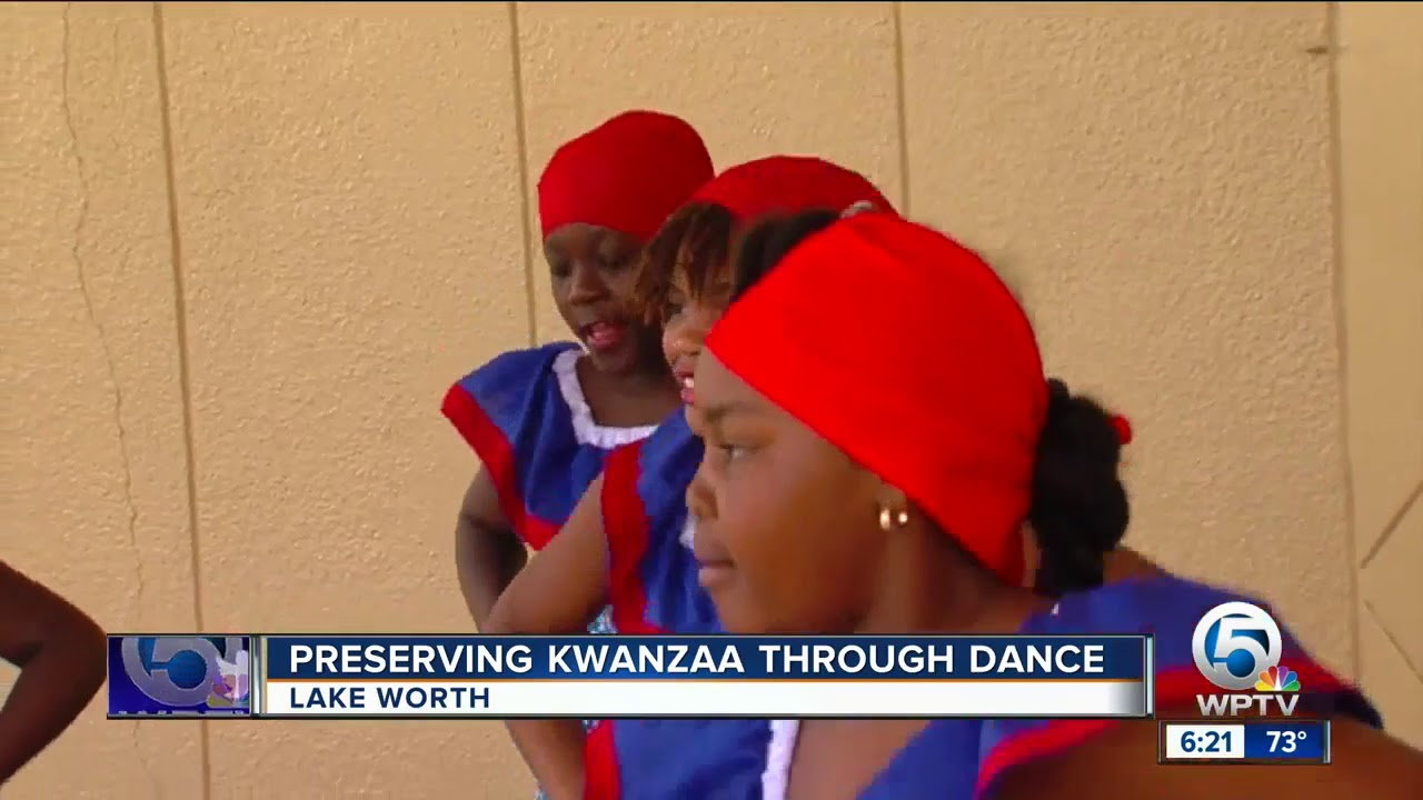 Kwanzaa celebrations kick off around Northeast Florida