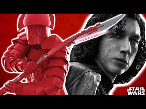 Why Kylo Said PRAETORIAN GUARDS Were MORE POWERFUL Than Him - Star Wars Explained
