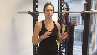 A patients story of her rehabilitation with Inside Edge to fix her shoulder after surgery