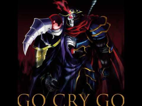 Overlord II OP Single - GO CRY GO(Instrumental)