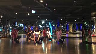 World gym 南京店MV課 ITZY-DALLA DALLA