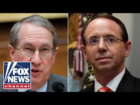 Goodlatte considering subpoena threat for Rosenstein