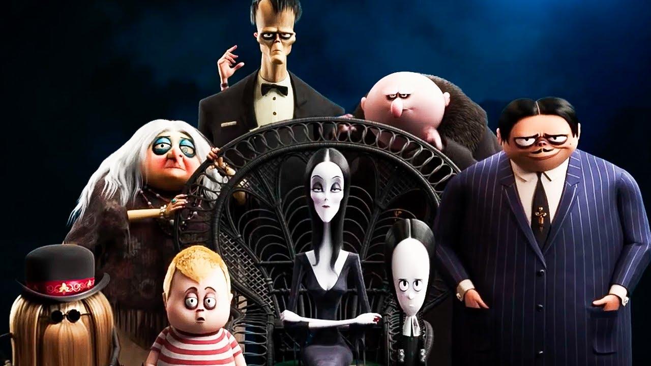 Семейка Аддамс 2  (2020)