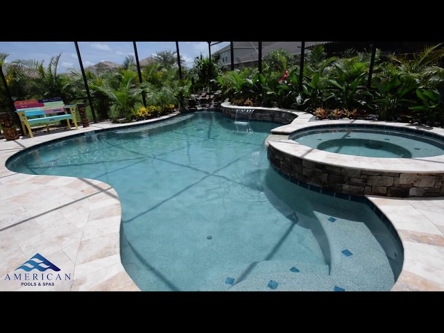 'Our Work' | American Pools and Spas (Orlando)