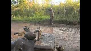 2009 Hurley Wisconsin ATV trip
