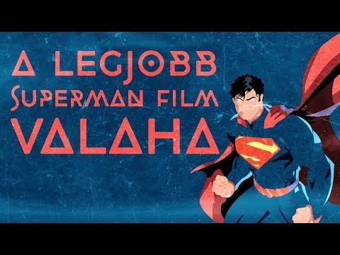 A legjobb Superman film valaha! | Superman vs. The Elite élménybeszámoló