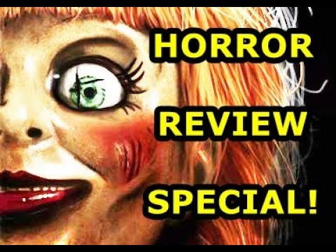 Horror review special as we look at MIDSOMMAR & ANNABELLE COMES HOME   The Big Reviewski Ep25 from YouTube · Duration:  44 minutes 44 seconds
