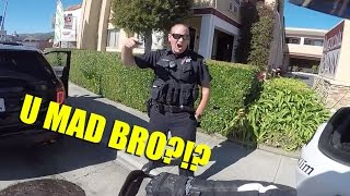Video THIS COP WAS PISSED! download MP3, 3GP, MP4, WEBM, AVI, FLV November 2017