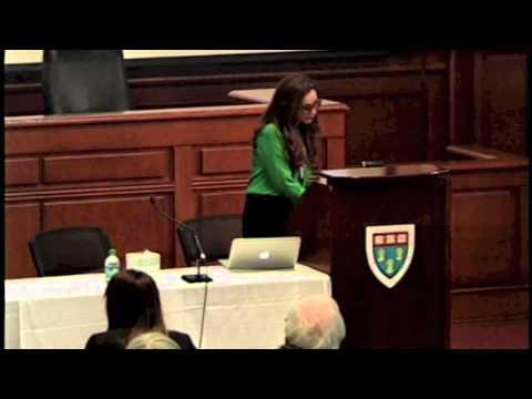 Harvard Arab Weekend 2013 | Reem Asaad Keynote | Harvard Law School - November 9, 2013