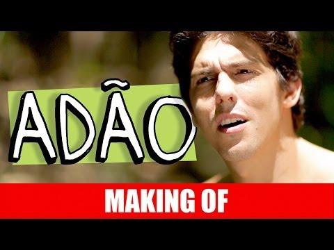 Making Of – Adão