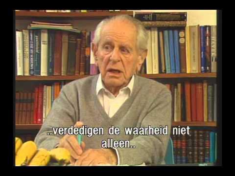Interview Karl Popper Open Universiteit