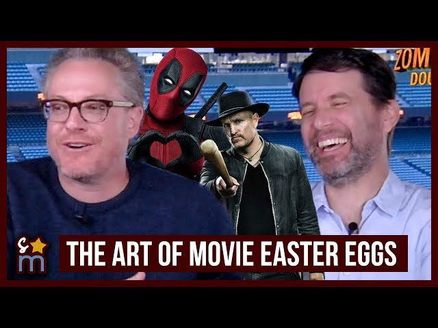 Rhett Reese & Paul Wernick Talk Crafting Easter Eggs for Zombieland: Double Tap, Deadpool