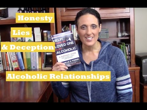Honesty, Lies, & Deception in Your Alcoholic Relationship