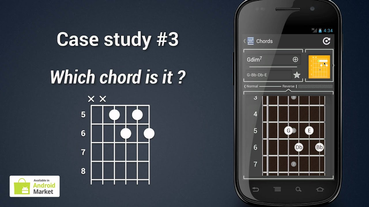 Chord 3 For Android Youtube