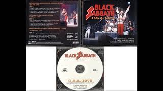 Black Sabbath 1975.09.05 'Starlite Festival' San Bernardino Orange Show Auditorium