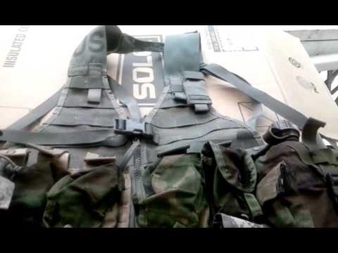 U.s. Army Rifleman Configured FLC