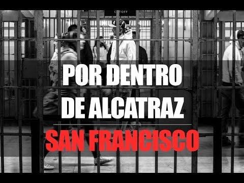 Vlog: Como é visitar Alcatraz - San Francisco