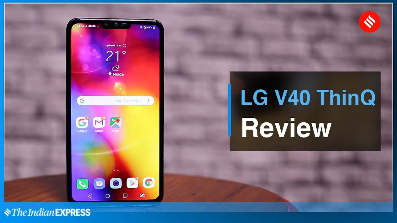 LG V40 ThinQ Review | Features and Specifications | LG V40 ThinQ Camera