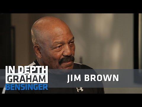 Jim Brown remembers Hugh Hefner