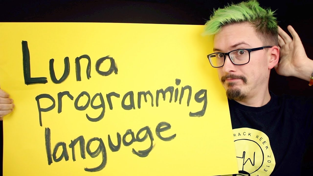 Luna Programming language Part 1
