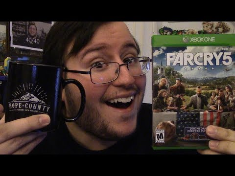 Far Cry 5 for Xbox One Unboxing (w/ Heat Changing Mug)