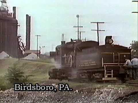 Reading Company No. 1187 Birdsboro,PA