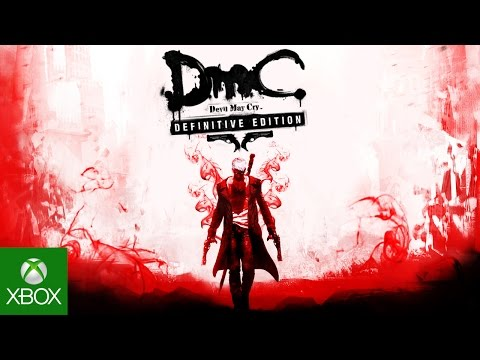 DmC Devil May Cry: Definitive Edition Announcement Trailer