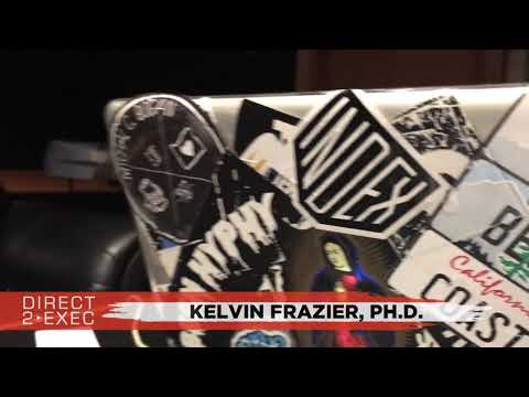 Kelvin Frazier, Ph.D. (@KelvinMusicLLC) Performs at Direct 2 Exec Los Angeles 9/12/17