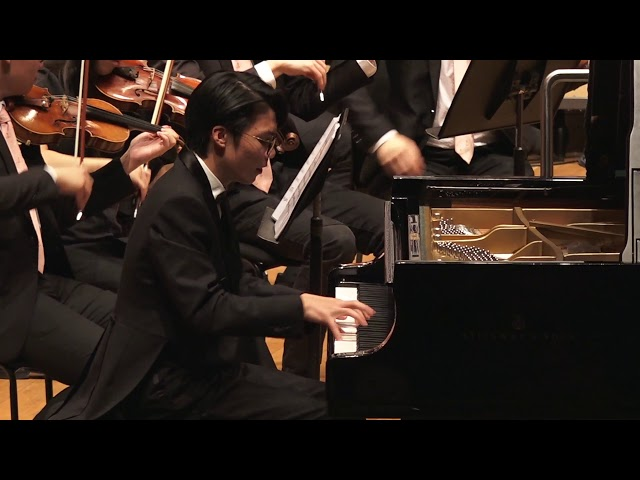Second and Fourth Movts from Yellow River Piano Concerto 黃河鋼琴協奏曲第二及第四樂章