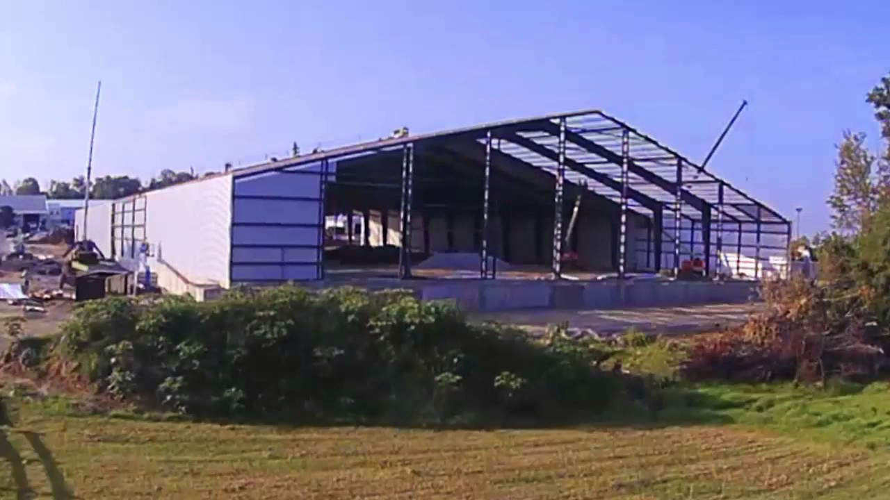 Time Lapse Of World Equestrian Center The Sanctuary