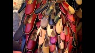Yemeni (Köşker) - Traditional Leather Shoes 1/2