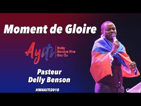 In Haiti | Delly Benson| prezans Bondye desann nan Stade Sylvio Cator